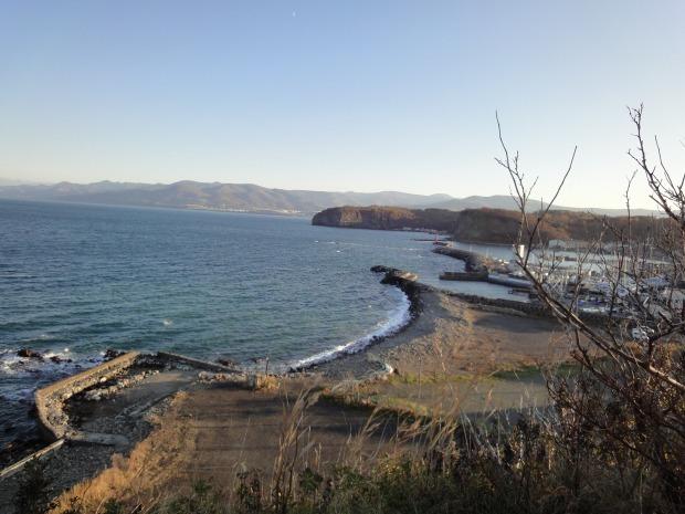 babatanukiのブログ-日之本元極気功教室 小樽の浜