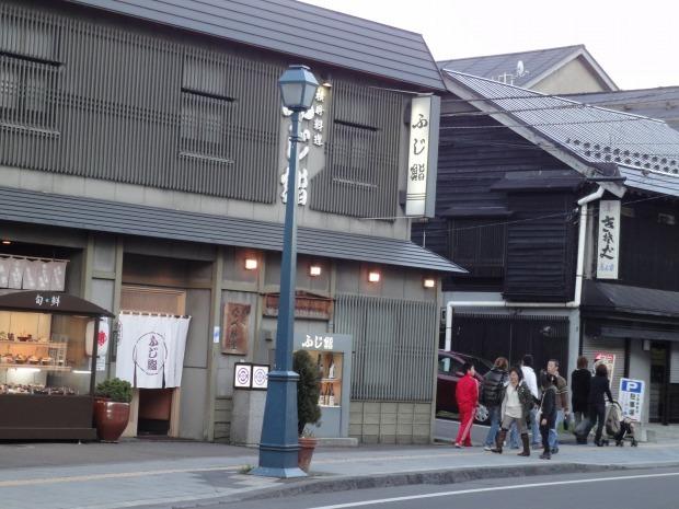 babatanukiのブログ-日之本元極気功教室 小樽の町
