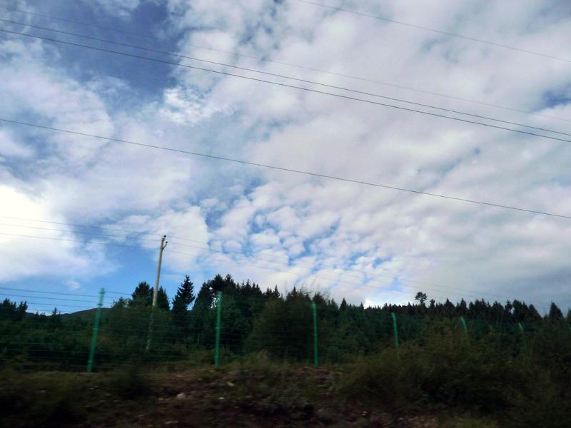 babatanukiのブログ-日之本元極気功教室 異国の空