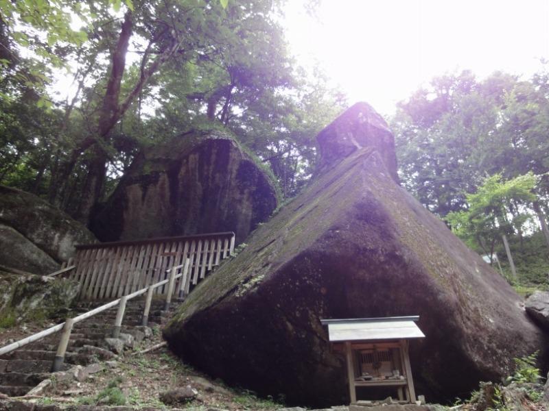 不思議大好き ババタヌキ-日之本元極気功教室 金山巨石